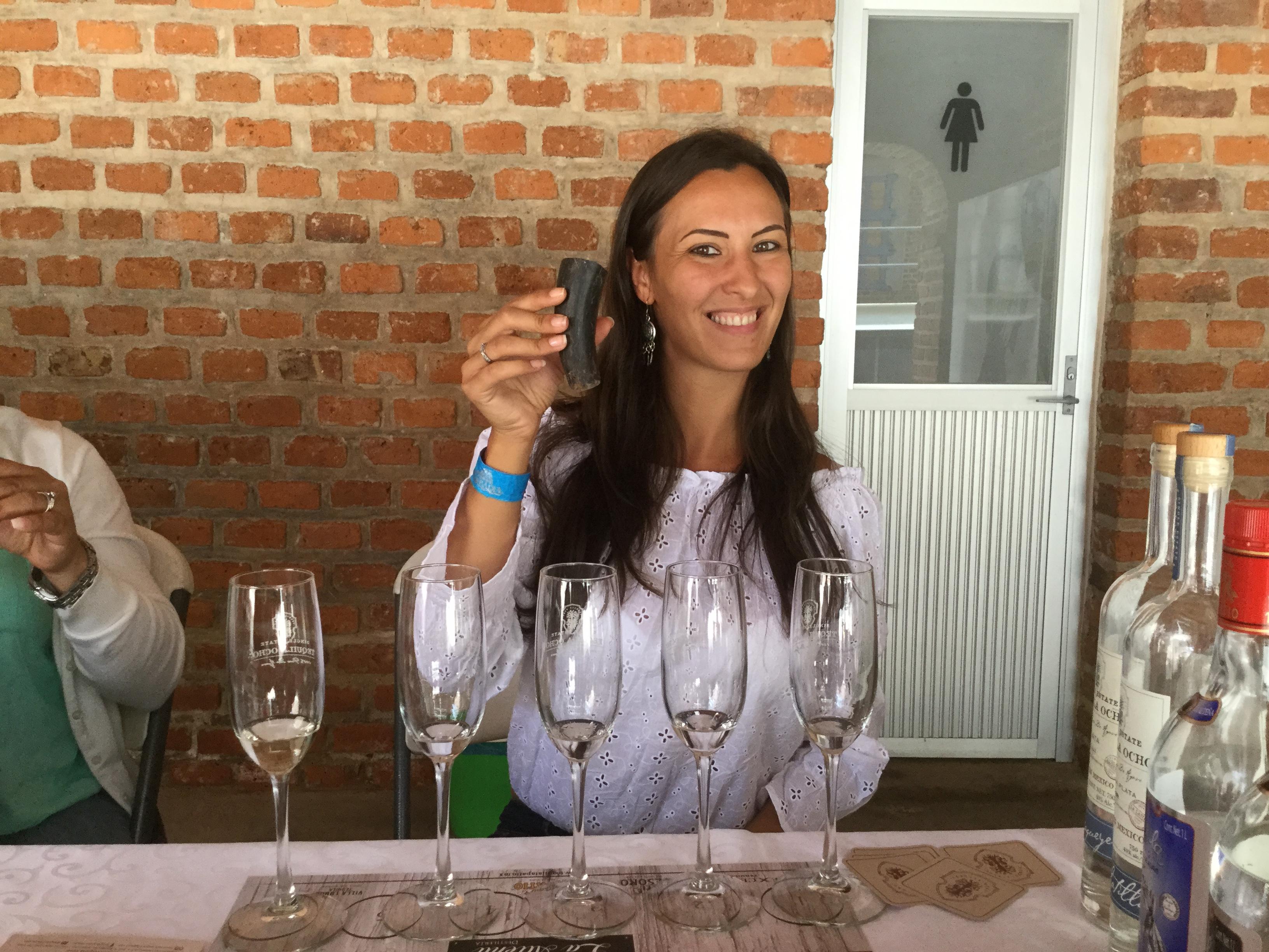 Én és a tequila (Fotó: Andi Fodor)