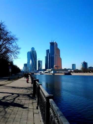 A City távolról (Fotó: Takácsy Dorka)