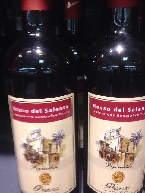 Olasz borok (Fotó: Schatz Roberta)