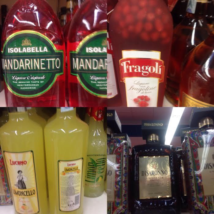 Még több olasz ital (Fotó: Schatz Roberta)
