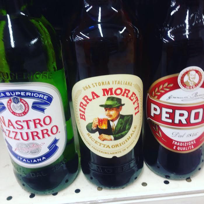 Olasz italok (Fotó: Schatz Roberta)