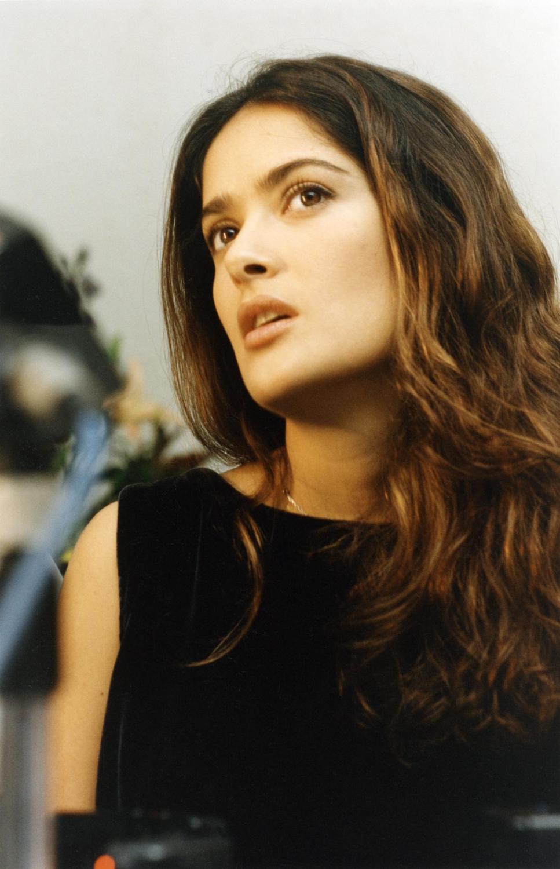 Salma Hayek, színésznő (Fotó: wikipedia.org)