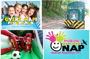 Tuti programtippek gyereknapra - Miskolcon