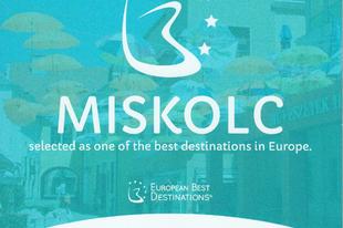 Miskolc kínálata Európa turisztikai desztinációinak legjobbjai között