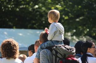 Miskolcon jó gyereknek lenni az utolsó májusi hétvégén!