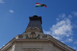7+1 belvárosi címeres hely Miskolcon