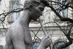 Virtuális séta Miskolc irodalmi emlékhelyei között