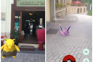 Vadássz Pokémonokra Miskolcon!