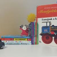 A gyerekszoba kedvenc könyvei