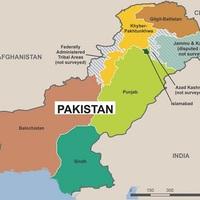 Pakisztán régiói
