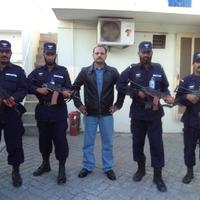Három testőr Pakisztánban
