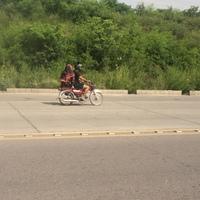 Pakisztáni közlekedés