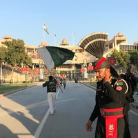 Lahore titkai II. - Wagah border