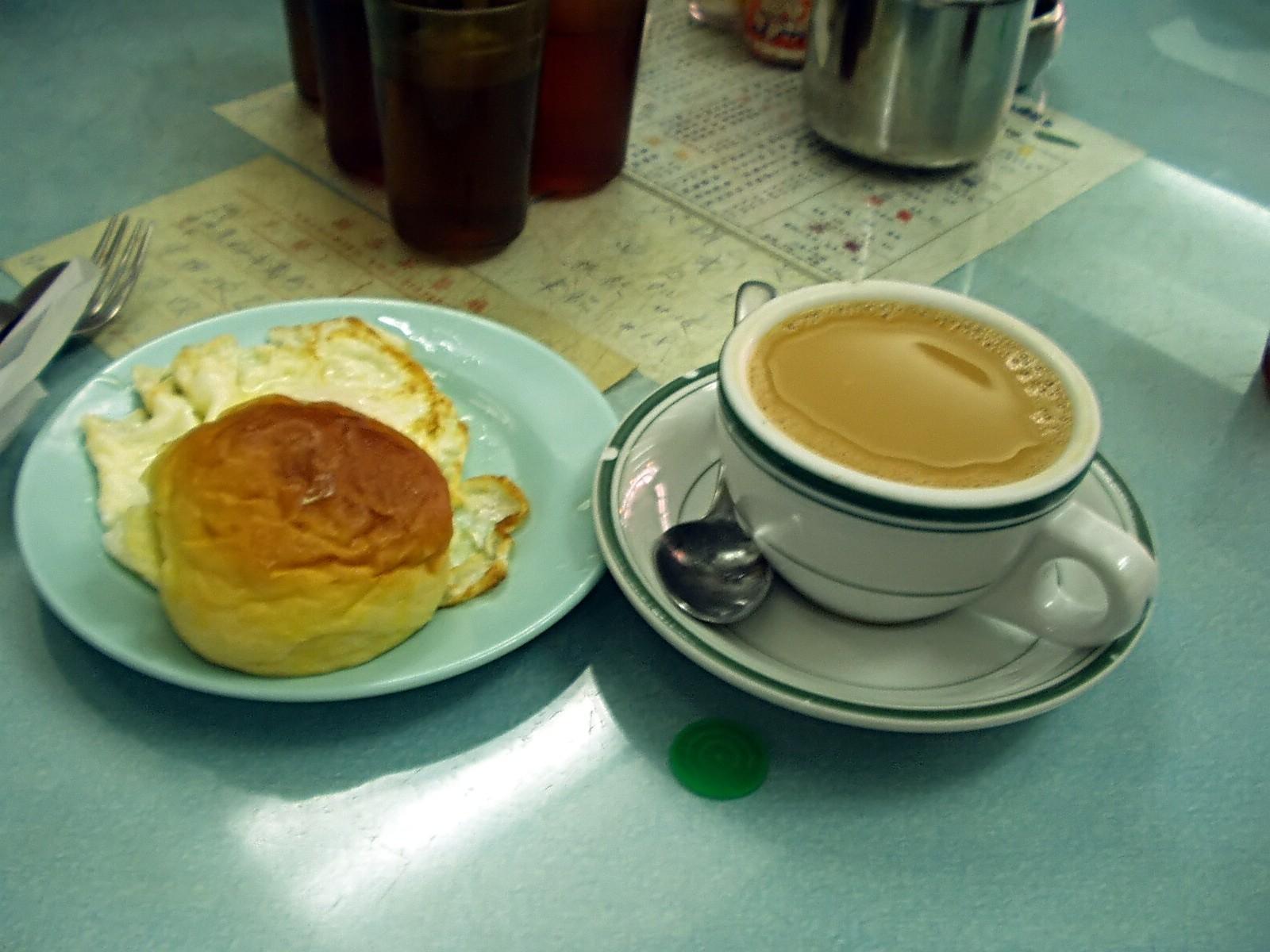 typical_breakfast_of_cha_chaan_teng_with_hong_kong_style_milk_tea.JPG