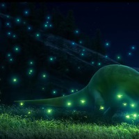 Film: Dínó tesó - The Good Dinosaur (2015)
