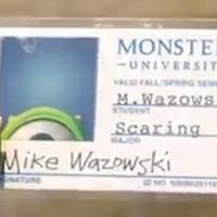Trailer: Monsters University (II)