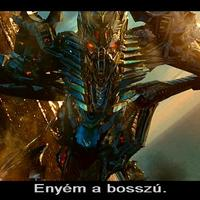 DVD: Transformers 2 - 2 lemezes, fémdobozos változat