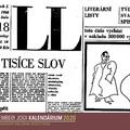 """Június 27.: megjelenik a Kétezer szó, a """"prágai tavasz"""" programadó kiáltványa (1968)"""