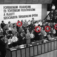 """1989 """"temetetlen túlélői"""": politikusok, akiket a rendszerváltás szitált ki"""