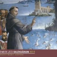 Június 13.: Páduai Szent Antal a halaknak prédikál (1231)