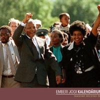 Február 11.: Nelson Mandela kiszabadul (1990)