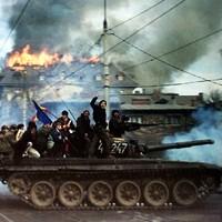 A mi forradalmunk Romániában volt