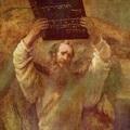 Július 26.: ma van Mózesnek, azaz a törvény prófétájának az egyik névnapja