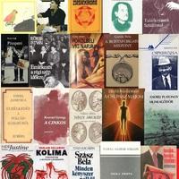 Csipkerózsa felriad: 1989 asztalfiókból kikerülő könyvei