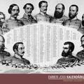 Október 6.: kivégzik az aradi tizenhármakat és Batthyány Lajost (1849)