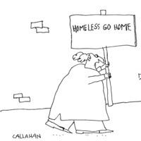 Hajléktalan matematika - elzárás vagy lakhatás?