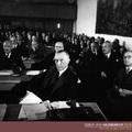 Május 24.: hatályba lép az NSZK alkotmánya, a Grundgesetz (1949)