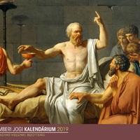 Május 15.: Szókratész kiüríti méregpoharát (i. e. 399)
