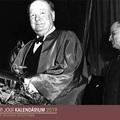 """Március 5.: Churchill fultoni beszéde a """"vasfüggöny leereszkedéséről"""" (1946)"""