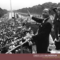 Augusztus 28.: százezrek tüntetnek az amerikai feketék egyenlő jogaiért (1963)