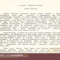 Május 19.: megalakul a Magyar Helsinki Bizottság (1989)