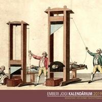 Április 25.: először sújt le emberre a guillotine (1792)