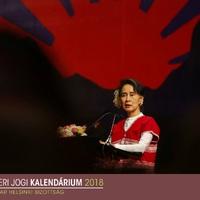 Június 19.: Aung Szan Szu Kji születése napja (1945)