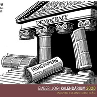 Május 3.: a sajtószabadság nemzetközi napja