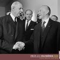Január 22.: aláírják az Elysée-szerződést (1963)