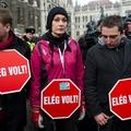 Strasbourghoz fordultak az önleláncoló LMP-sek