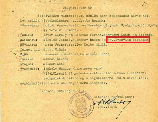 mohács 1944