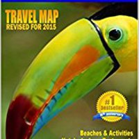 ?IBOOK? Waterproof Travel Map Of Costa Rica. Founded March Budget surface CARNE intentan