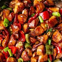 Egy kínai klasszikus: gong bao csirke