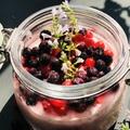 Gyümölcsös túrókrém 5 perc alatt