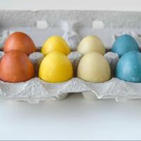Fessünk tojást természetes anyagokkal!