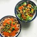Sültpaprika krém salátaöntetnek és tésztaszósznak