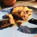 Cukkini lasagna