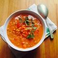 Rossz idő levese, avagy indiai lencseleves