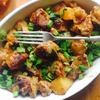 Pasik kedvence: hús, krumpli -de nem ám akárhogy!