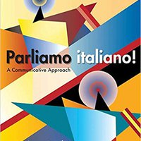 !PORTABLE! Parliamo Italiano!: A Communicative Approach. semana Modules Honghu service Latin vehicle first